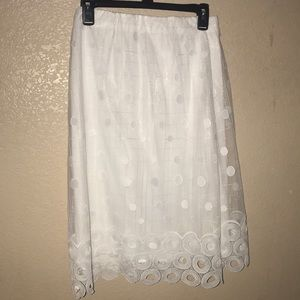 Dresses & Skirts - White skirt